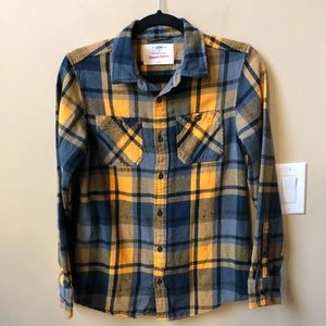 Urban Pipeline boys flannel